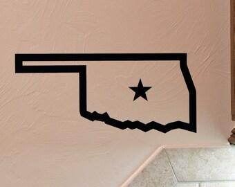 Oklahoma - Vinyl Decal