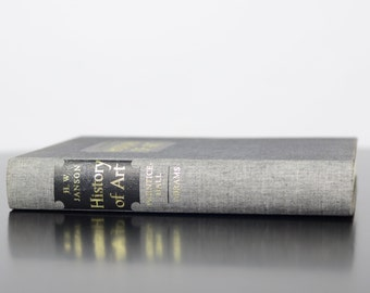 FREE SHIPPING 1966 The History of Art by H.W. Janson