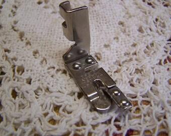 Vintage Greist Low Shank Narrow Hemmer Sewing Machine Attachment