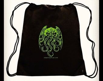Cthulhu Sling Backpack