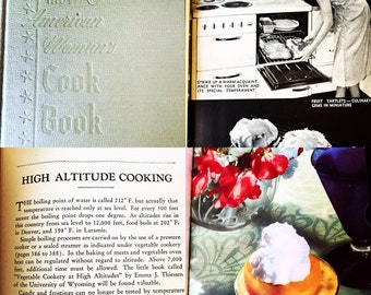 American Woman's Cookbook - 1951