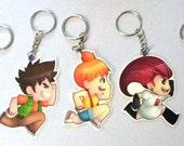 Pokemon Key Chain Set
