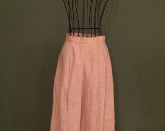 Vintage Midi Skirt, size XS/S