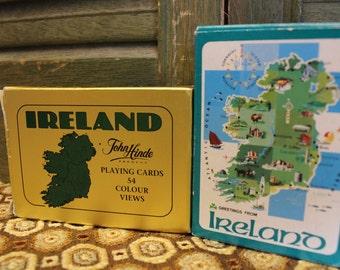 Ireland Playing Cards - Souvenir Cards - Irish Playing Cards