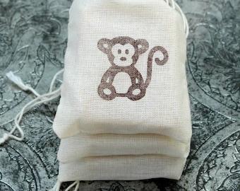 Monkey Favors, Monkey Baby Shower, Monkey Birthday Party, Monkey Baby Shower Favors, Monkey Gifts, Monkey Shower Favors