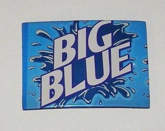 Big Blue - Soda Can Magnet