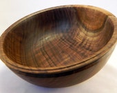 Black Walnut Bowl, 432