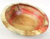 Box Elder wooden Bowl, 368