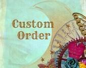 Custom listing for AbbyandEllie