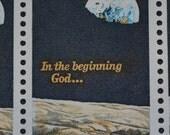 US 10 mint stamps #1971 1969  Apollo 8