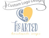 Custom Logo Design ooak BIG SALE - Custom logo and watermark - Etsy shop logo - Creative Logo