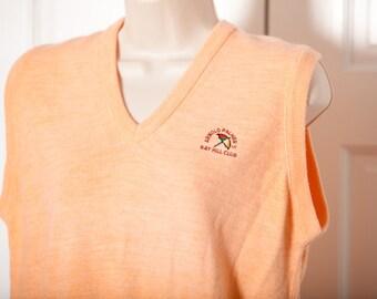 Vintage Sweater Vest - Arnold Palmer's Bay Hill Club