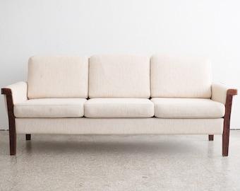 Mid Century Scandinavian Sofa / Couch