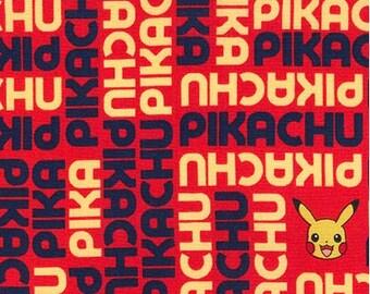 Pokemon Words on Red From Robert Kaufman