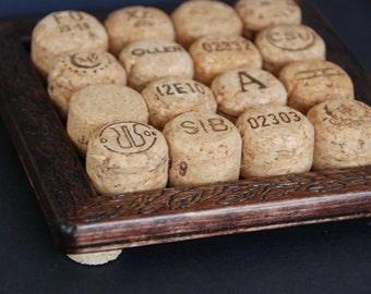 Champagne Cork Trivet