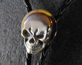 Skull Shotgun Bolo Tie 12 gauge with Hornady 17 tips