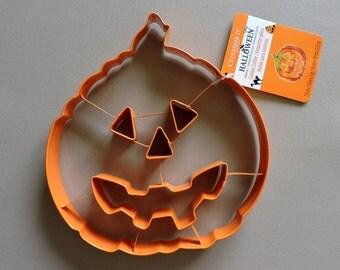 Giant Pumpkin Cookie Cutter