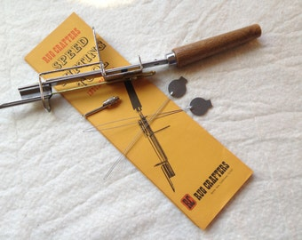 Speed Tufting Tool