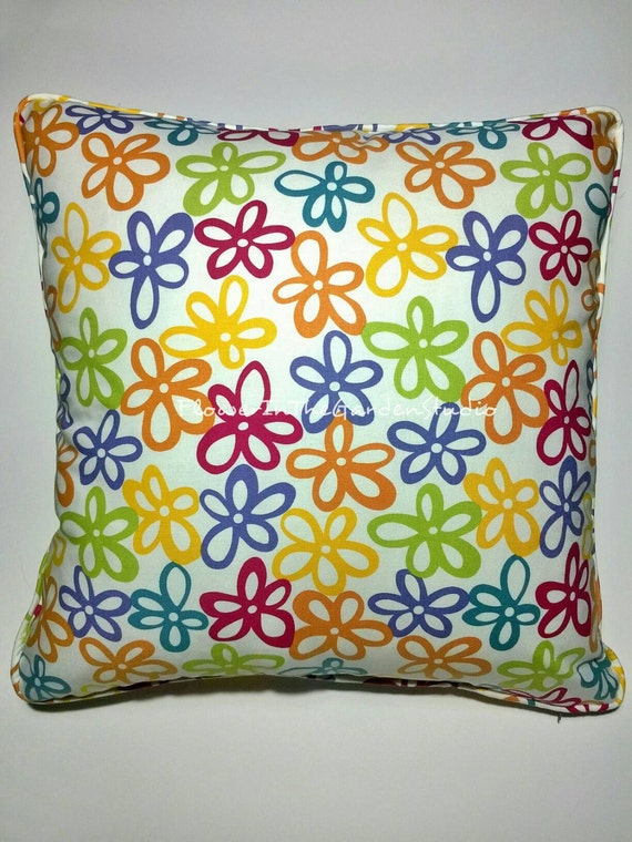 Modern Pillow Cover Design : 18x18 Modern Decorative Pillow Cover with Graphic