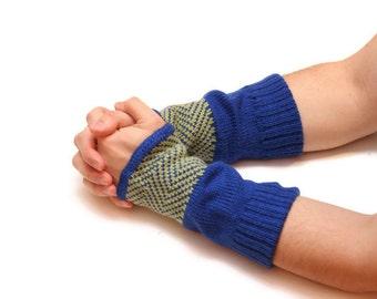 Men arm warmers - Men Wrist Warmers, Men Fingerless, Men gloves, Men Mittens, Fishing gloves, Open finger gloves, working gloves, bike gear