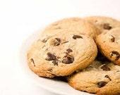 Chocolate Chip Cookies, handmade cookies, fresh cookies, holiday cookies, holiday dessert, dessert