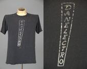 Vintage Danelectro Guitars Distressed Cotton T Shirt