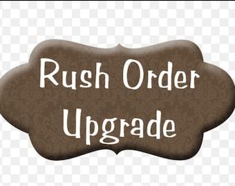 Rush Bedding Order