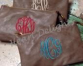 Crossbody Bag Purse Wristlet Ladies Teen Girls Personalized Monogrammed Gift Bridesmaids
