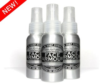 Face Armour, Facial Skin and Beard Conditioner, Stocking Stuffer, Gifts for men, Gift for him, FA