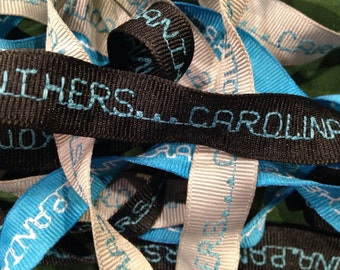 Carolina Panthers Ribbon