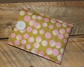 Padded Kindle Sleeve - Kindle Fire Sleeve - Nook - eReader Cover - Amy Butler Midwest Modern