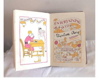 Entertaining with Elizabeth Craig. 1933 hardback edition