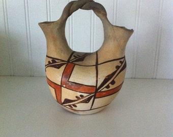 Old Acoma New Mexico pottery- Old Acoma