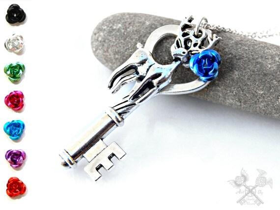 always necklace patronus charm harry by artbystarlamoore