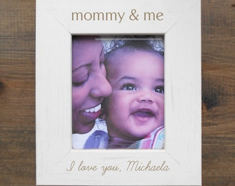 Personalized Mother's Day Photo Album - Personalized Mom Photo Album Frame, Personalized Gift for Mom, Personalized Mother's Day Gift