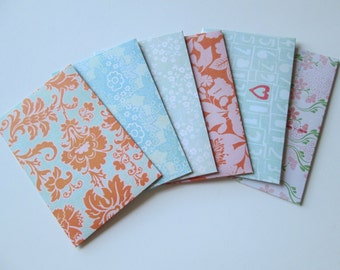 Envelopes >> set of 6