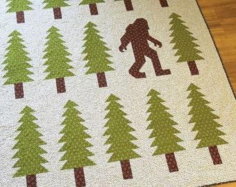 Legendary Quilt Pattern by Elizabeth Hartman