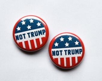 Not Donald Trump Pin