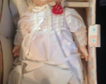 VIntage Russ Porcelain Doll