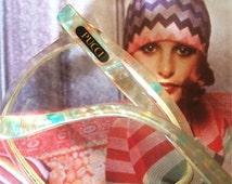 Pucci Vintage Glass Frames