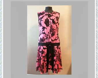 Vintage Flapper Style Dress