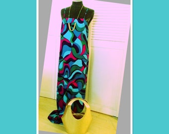 Vintage Pucci Inspired Sundress