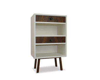 Cupboard with antique travers by Benjamin Mangholz