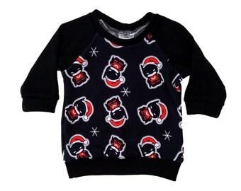 Christmas Batman T-Shirt Hoodie