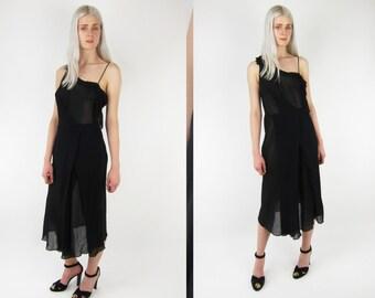 ALBERTA FERRETY Vintage Silk Dress