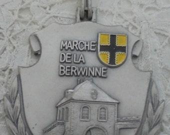 Marche De La Berwinne Medal