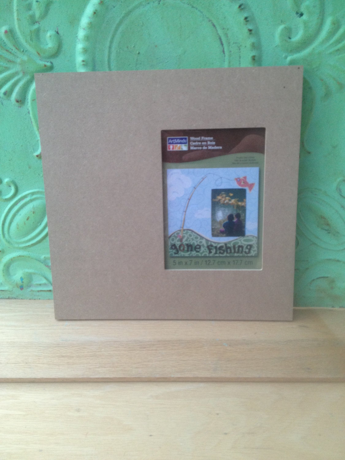 unpainted wood and glass frame unfinished wood picture frame