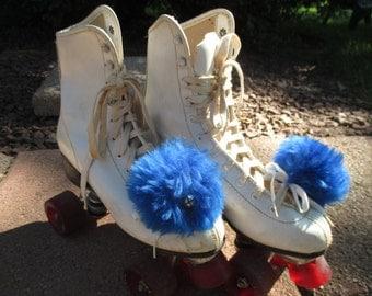 Vintage Roller Skates 1970s Size 7 Womens
