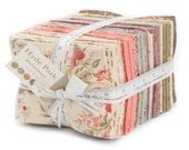 Hyde Park Fat Quarter Bundle by Blackbird Designs for Moda - One Fat Quarter Bundle - 27660AB