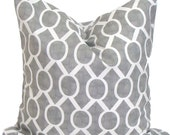 GRAY PILLOWS, Pillow Cover, Decorative Pillow, Grey Throw Pillow, Gray Pillows, Accent Pillow, Pillow Cover, Pillow Sham, Gray Euro, Cushion